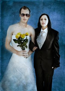 the wedding picture