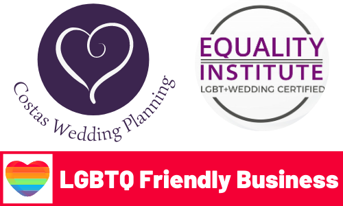 LGBT Friendly Business Costas Wedding Planning